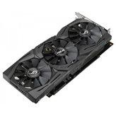 Grafička kartica PCI-E ASUS ROG AMD RADEON RX 580 Strix TOP, 8GB DDR5, DVI, HDMI, DP