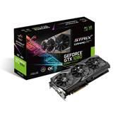 Grafička kartica PCI-E ASUS ROG GeForce GTX 1080 Strix OC GBPS, 11GB, GDDR5X, HDMI, DVI, DP