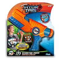 Pištolj na vodu BASIC CONCEPT, Hydro Tag, set za vodeni paintball, pištolj + prsluk