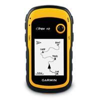 Ručni GPS eTrex 10, 2,2˝, HR izbornik