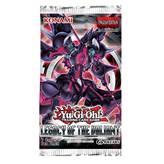 Igraće karte YU-GI-OH!, Legacy of the Valiant, booster