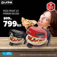 Picture of VIKEND AKCIJA U WEBSHOPU - Vrhunski pekač pizza!
