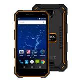 "Smartphone VIVAX Smart Pro 1, 5"" IPS multitouch, QuadCore MTK6580A 1.3GHz, 1GB RAM, 16GB Flash, Dual SIM, MicroSD, 3G, BT, Android 7.0, poseban dizajn za otpornost, crni"
