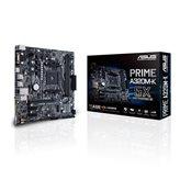 Matična ploča ASUS Prime A320M-K, AMD A320, DDR4, zvuk, G-LAN, SATA, M.2, PCI-E 3.0, D-Sub, HDMI, USB 3.1, mATX, s. AM4