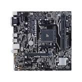 Matična ploča ASUS Prime B350M-K, AMD B350, DDR4, zvuk, G-LAN, SATA, M.2, PCI-E 3.0, D-Sub, DVI, USB 3.1, mATX, s. AM4