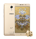 """Smartphone VIVAX Smart Fly 4, 5.2"""" 2.5D multitouch, OctaCore MT6753 1.3GHz, 3GB RAM, 32GB Flash, Dual SIM, MicroSD, 3G, BT, Android 7.0, zlani"""