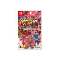 Igra za NINTENDO Switch, Ultra Street Fighter II: The Final Challengers Switch