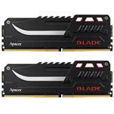 Memorija PC-24000, 16GB, APACER OC Blade EK.16GAZ.GEBK2, DDR4 3000MHz, kit 2x8GB