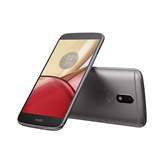 "Smartphone MOTOROLA Moto M XT1663 DS, 5.5"" IPS multitouch FHD, OctaCore Helio P10 1.8 GHz, 3GB RAM, 32GB Flash, 4G/LTE, Dual SIM, WiFi, BT, GPS, kamera, Android 6.0, sivi"