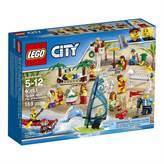 LEGO 60153, City, Fun At The Beach, zabava na plaži