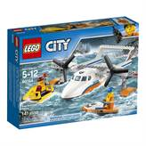 LEGO 60164, City, Sea Rescue Plane, avion za spašavanje na moru