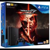 Igraća konzola SONY PlayStation 4, 1000GB, Slim D Chassis + Tekken 7 Deluxe