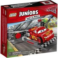 LEGO 10730, Juniors, Lightning McQueen Speed Launcher, Lansirna rampa Munjevitog Jurića