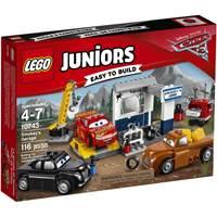 LEGO 10743, Juniors, Smokey's Garage, Špirina garaža
