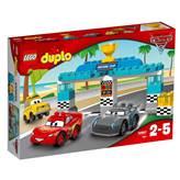 LEGO 10857, Duplo, Piston Cup Race, velika utrka Piston Cup