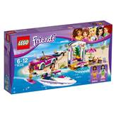 LEGO 41316, Friends, Andrea's Speedboat Transporter, Andrein transport glisera