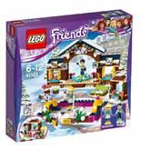 LEGO 41322, Friends, Snow Resort Ice Rink, klizalište u snježnom naselju