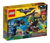 LEGO 70913, The Lego Batman Movie, Scarecrow Fearful Face-off, obračun sa Scarecrowom