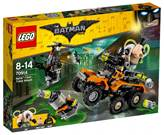 LEGO 70914, The Lego Batman Movie, Bane Toxic Truck Attack, napad na Baneov otrovni kamion
