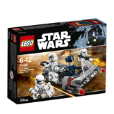 LEGO 75166, Star Wars, First Order Transport Speeder Battle Pack, transportni jurnik prvog reda