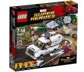 LEGO 76083, Marvel Super Heroes, Beware the Vulture, Spider-Man i Vulture