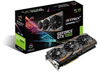 Grafička kartica PCI-E ASUS GeForce GTX 1060 Strix Gaming, 6GB, DDR5, DVI, HDMI, DP