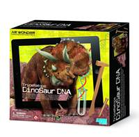 Kreativni set 4M, AR Wonder, Dinosaur DNK, Triceratops
