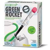 Kreativni set 4M, Green Science, Green Rocket, eko raketa