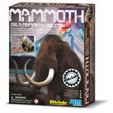 Kreativni set 4M, Kidz Labs, Mammoth, Mamut