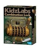 Kreativni set 4M, KidzLabs, Combination Lock, brava sa kombinacijom