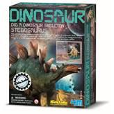 Kreativni set 4M, KidzLabs, Dinosaur, Stegosaurus