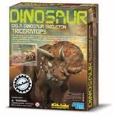 Kreativni set 4M, KidzLabs, Dinosaur, Triceratops