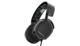 Slušalice STEELSERIES Arctis 3, 7.1, crne