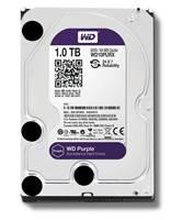 """Tvrdi disk 1000.0 GB WESTERN DIGITAL Purple, WD10PURZ, SATA3, 64MB cache, 5400 okr./min., Surveillance, 3.5"""", za desktop"""
