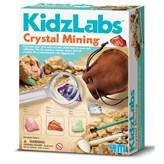 Kreativni set 4M, Kidz Labs, Crystal Mining, set za iskopavanje kristala
