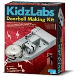 Kreativni set 4M, Kidz Labs, Doorbell Making Kit, set za izradu zvona za vrata