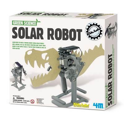 Kreativni set 4M, Kidz Labs, Green Science, Solar Robot, solarni robot