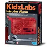 Kreativni set 4M, Kidz Labs, Intruder Alarm, protuprovalni alarm