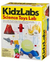 Kreativni set 4M, Kidz Labs, Science Toys Lab, set znanstvenih eksperimenata