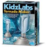 Kreativni set 4M, Kidz Labs, Tornado Maker, set za izradu tornada