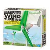 Kreativni set 4M, Kidz Labs, Wind Turbine, set za izradu vjetroturbine