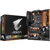 Matična ploča GA AX370 GAMING K5 / AMD X370, DDR4, zvuk, G-LAN, RAID, SATA, PCI- E 3.0, M.2, HDMI, ATX, s. AM4