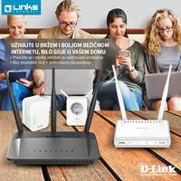 Picture of D-Link - WI-FI bez granica