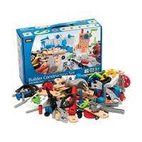 Drvena igračka BRIO 34587, Builder Construction Set, 135 komada