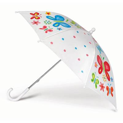 Kreativni set 4M, Design Your Own Umbrella, dizajniraj svoj kišobran