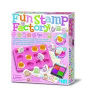 Kreativni set 4M, Fun Stamp Factory, set za izradu pečata