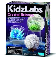 Kreativni set 4M, Kidz Labs, Crystal Science, znanost o kristalima