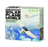 Kreativni set 4M, Kidz Labs, Green Science, Solar Plane Model, solarni zrakoplov