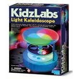 Kreativni set 4M, Kidz Labs, Light Kaleidoscope, svjetlosni kaleidoskop