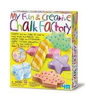 Kreativni set 4M, My Fun And Creative Chalk Factory, set za izradu šarenih kreda